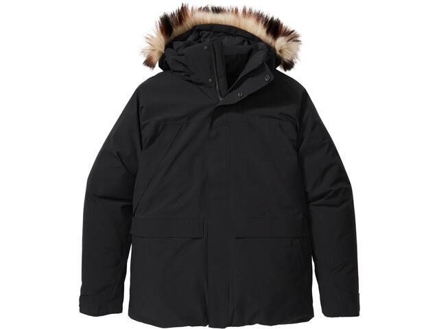 Marmot Yukon II Parka Hombre, negro